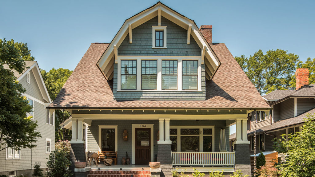 Here's how the 2017 Dilworth Home Tour works and the 7 homes you'll go inside