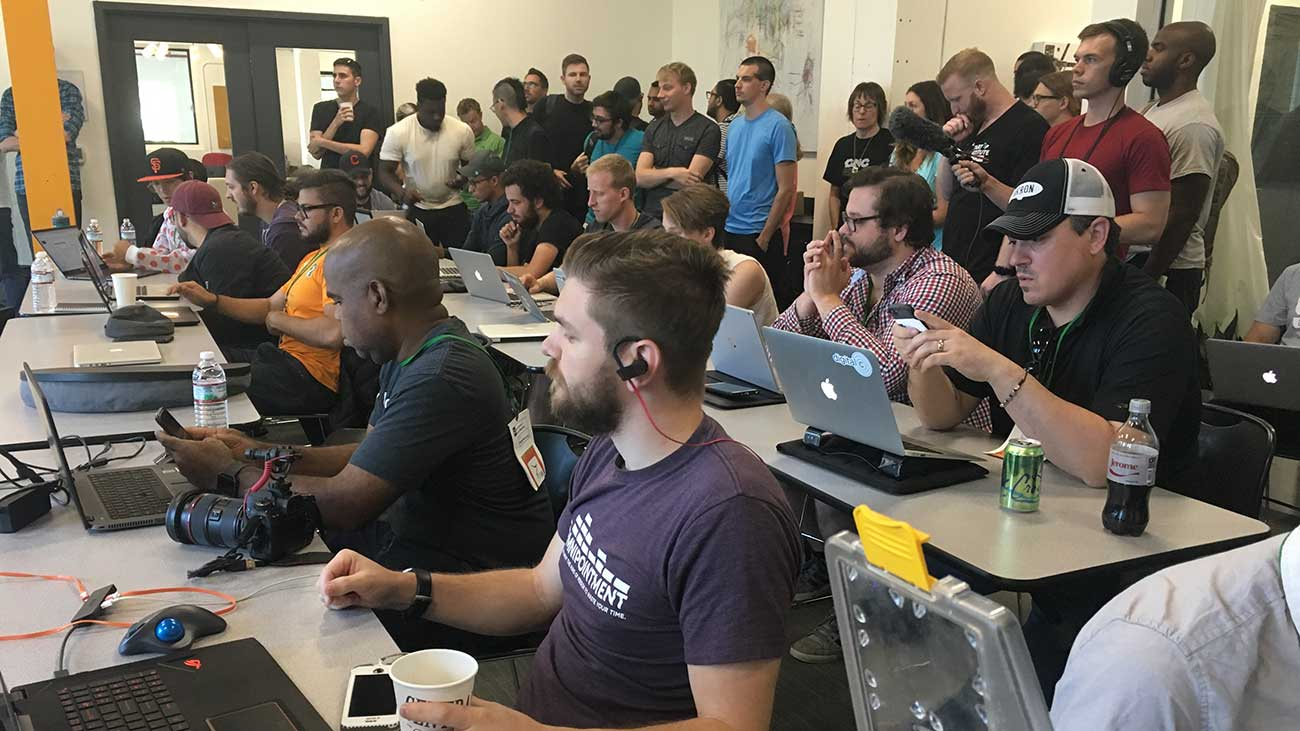 A startup incubator on wheels stopped in Charlotte this week