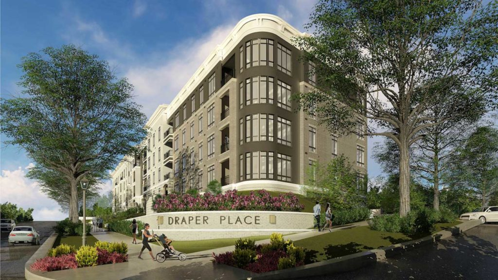 Rent will start at $3,400 per month at these boutique apartments under construction in Eastover