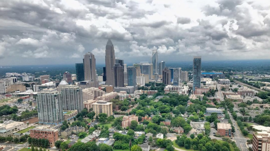 Charlotte's ever-rising rent now averages $1,115. Here's what that would get you in 6 other major cities