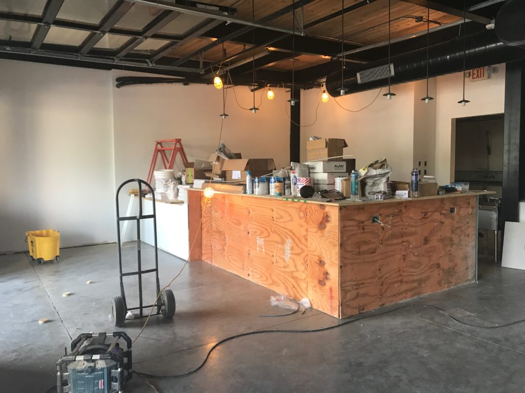 Not Just Coffee expanding menu and adding cocktails at its new Dilworth location, opening early October