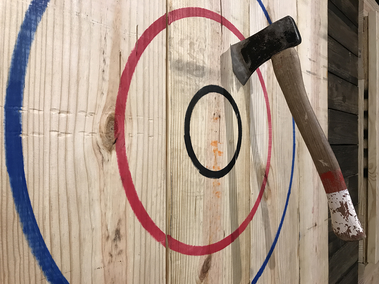 Grab some friends, a beer and an axe: Lumberjaxe opens this Saturday near Plaza Midwood