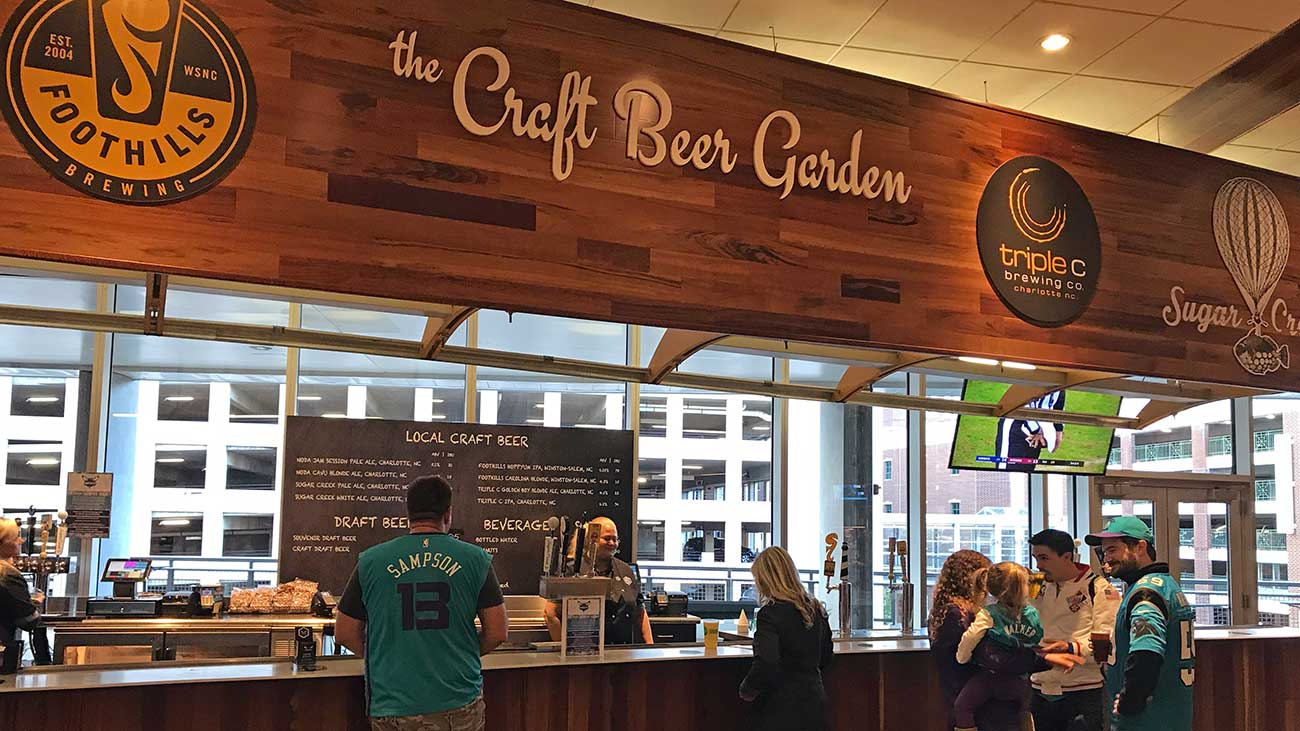 Not everything in Charlotte needs craft beer