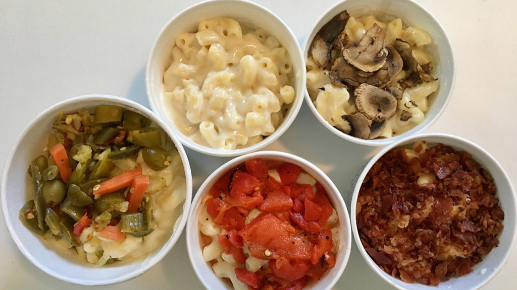 """Potbelly rolls out """"choose your toppings"""" mac and cheese today"""