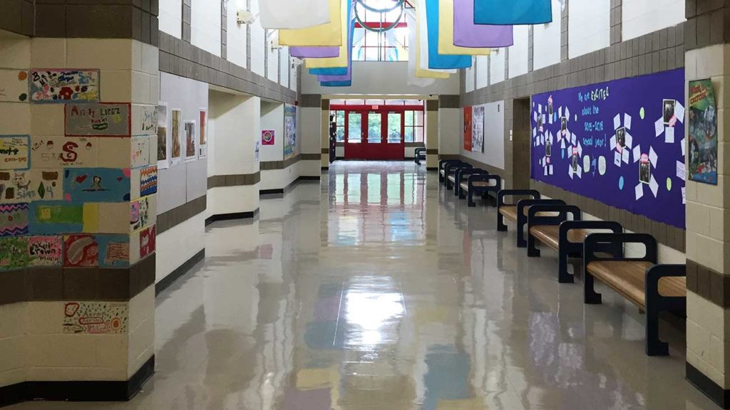 How CMS plans to stem the tide of guns in schools