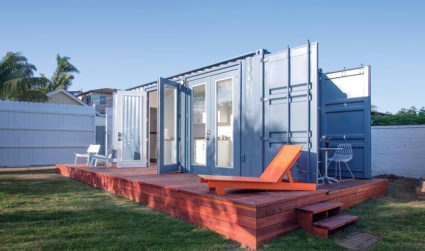 I want Boxman Studios to launch a residential container home line so I can buy one for my backyard