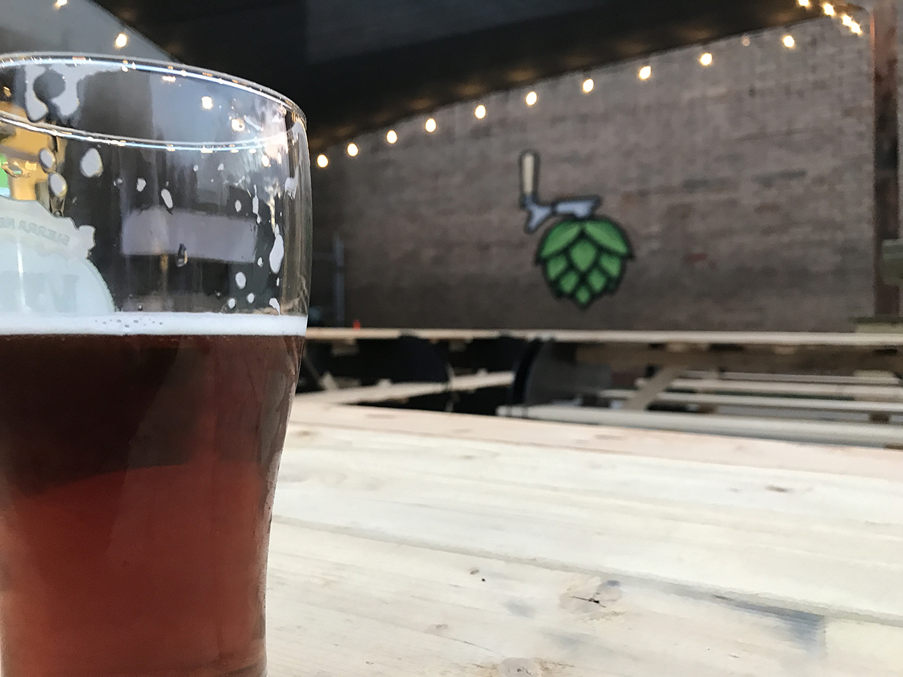 Self-serve wine and craft beer bar Hoppin' opens in South End tomorrow