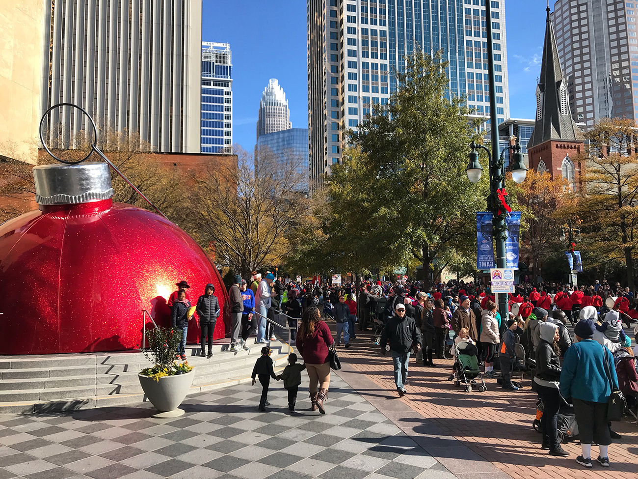23 must-do festive holiday events in Charlotte