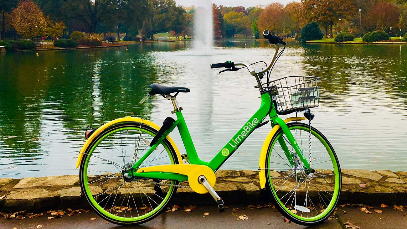 Charlotte's bike sharing community gets a jolt with 2 new startups announcing local expansions