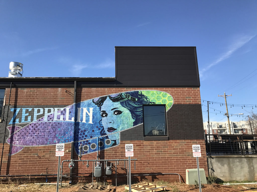 See inside Zeppelin, South End's newest upscale restaurant and cocktail lounge, before it opens December 26