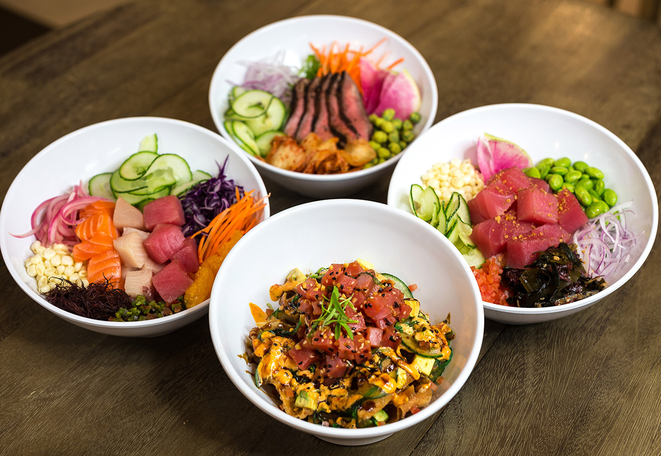 Hi Tide Poke & Raw Bar planning to open in Dilworth this weekend — view their menu