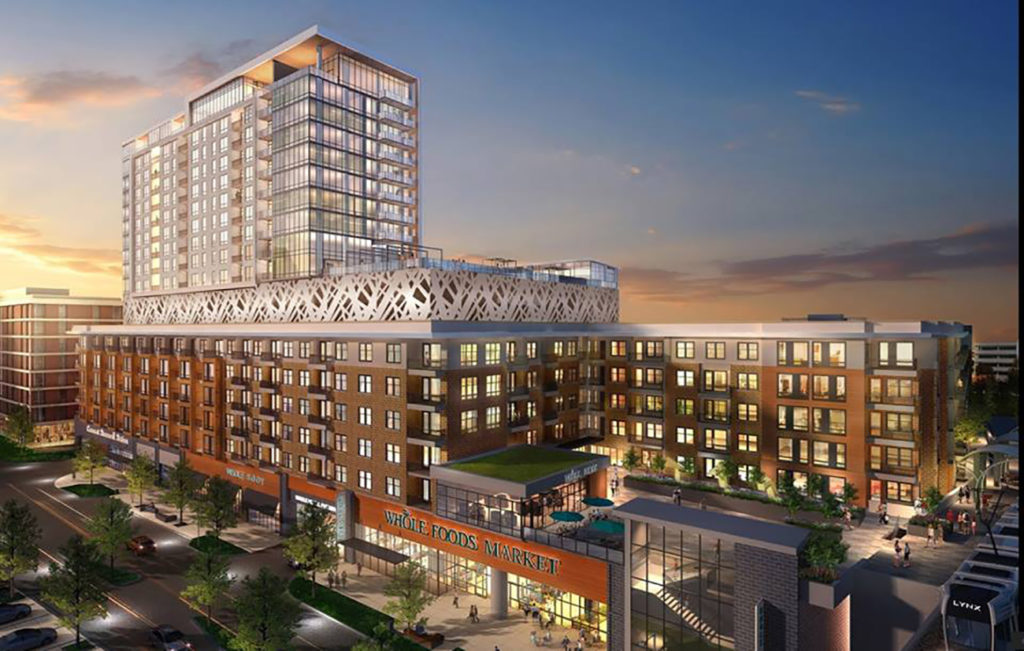 Beautiful Uptown apartments near the new Whole Foods will run you $1,120 to $7,500 per month