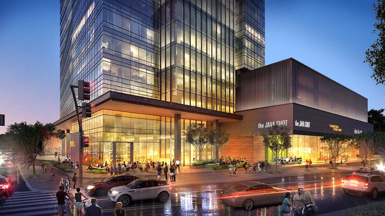 Will developers face opposition to this 290-foot office tower in Cherry?