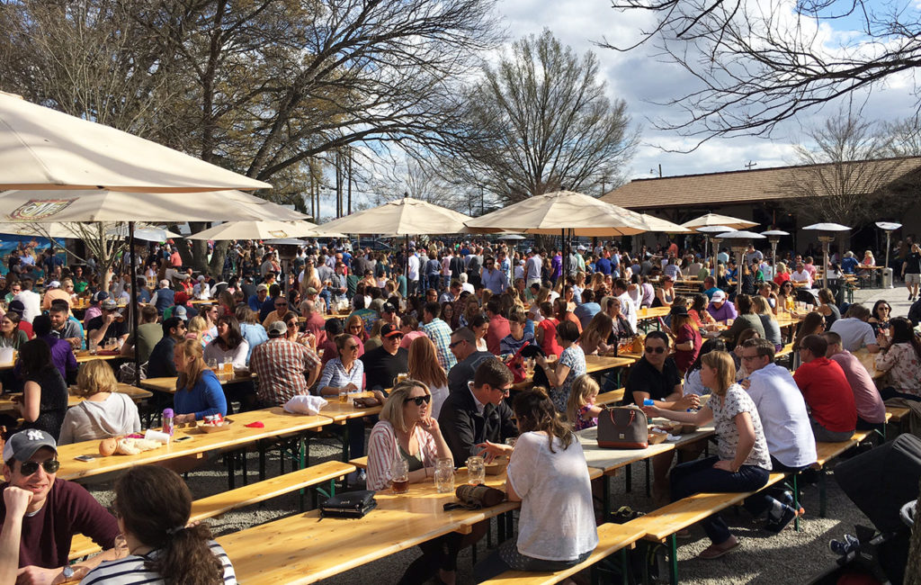 5 quick things to know about this weekend's 9th Annual Mecktoberfest at OMB