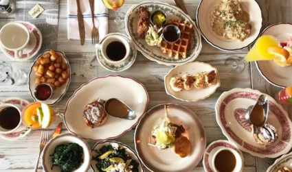 Weekday brunch is the best way to experience Haberdish without the wait