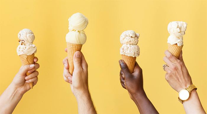 ice-cream-cones-at-jeni's-south-end