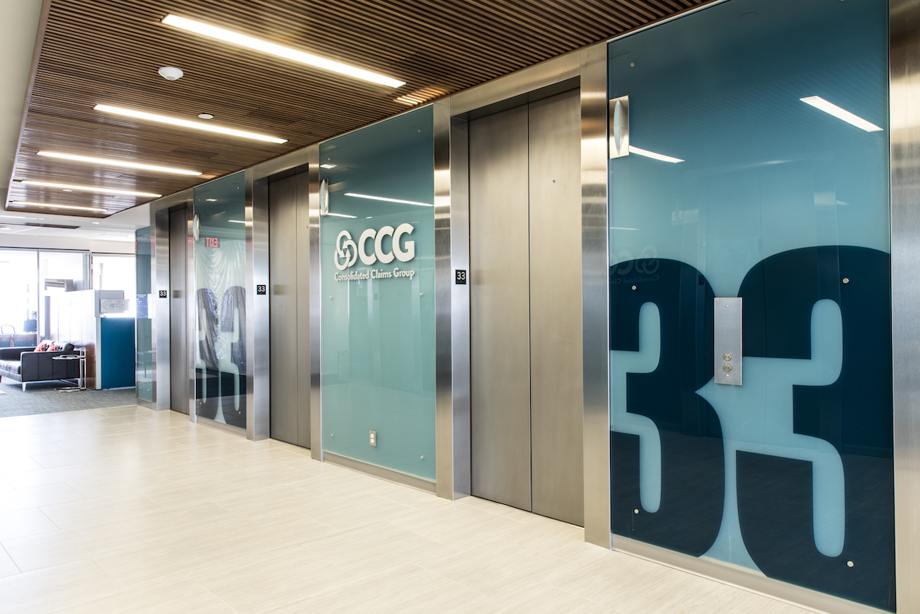 Take a look at CCG's Uptown digs – inside a new (and growing) national company