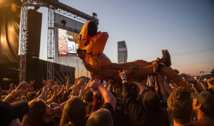 5 things to know about Charlotte's biggest music festival