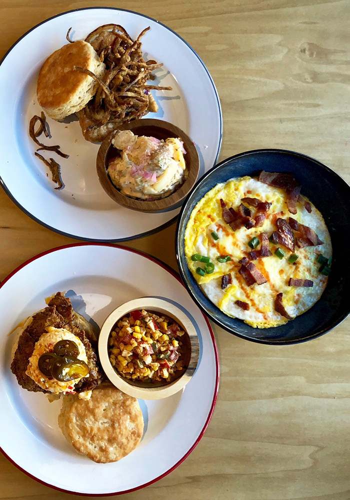 biscuits-and-grits-bowl-at-holler-and-dash