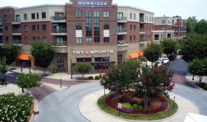 This booming SouthPark shopping center is Charlotte's newest parking challenge