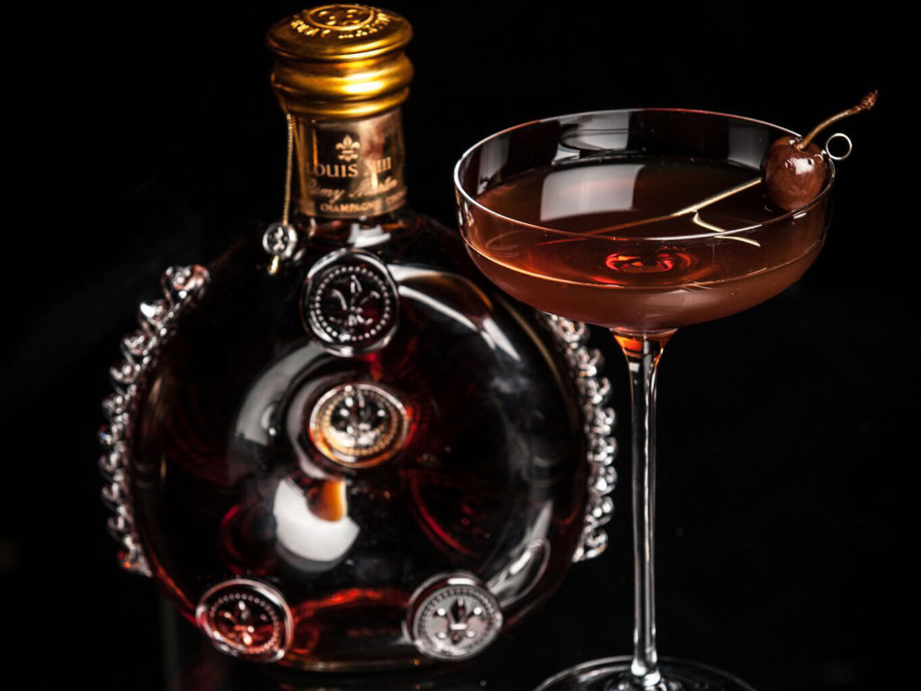 The Punch Room's $400 Cocktail is the most expensive in the city — and yes, it gets ordered
