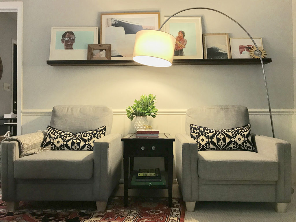Home Tour: See inside a 1,900-square-foot bargain hunter's paradise featuring thrifted décor that only looks expensive