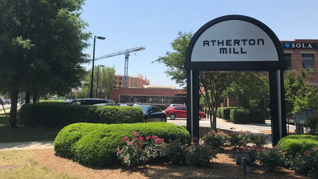 $100 million Atherton Mill renovation is creating the premier shopping destination of center city Charlotte
