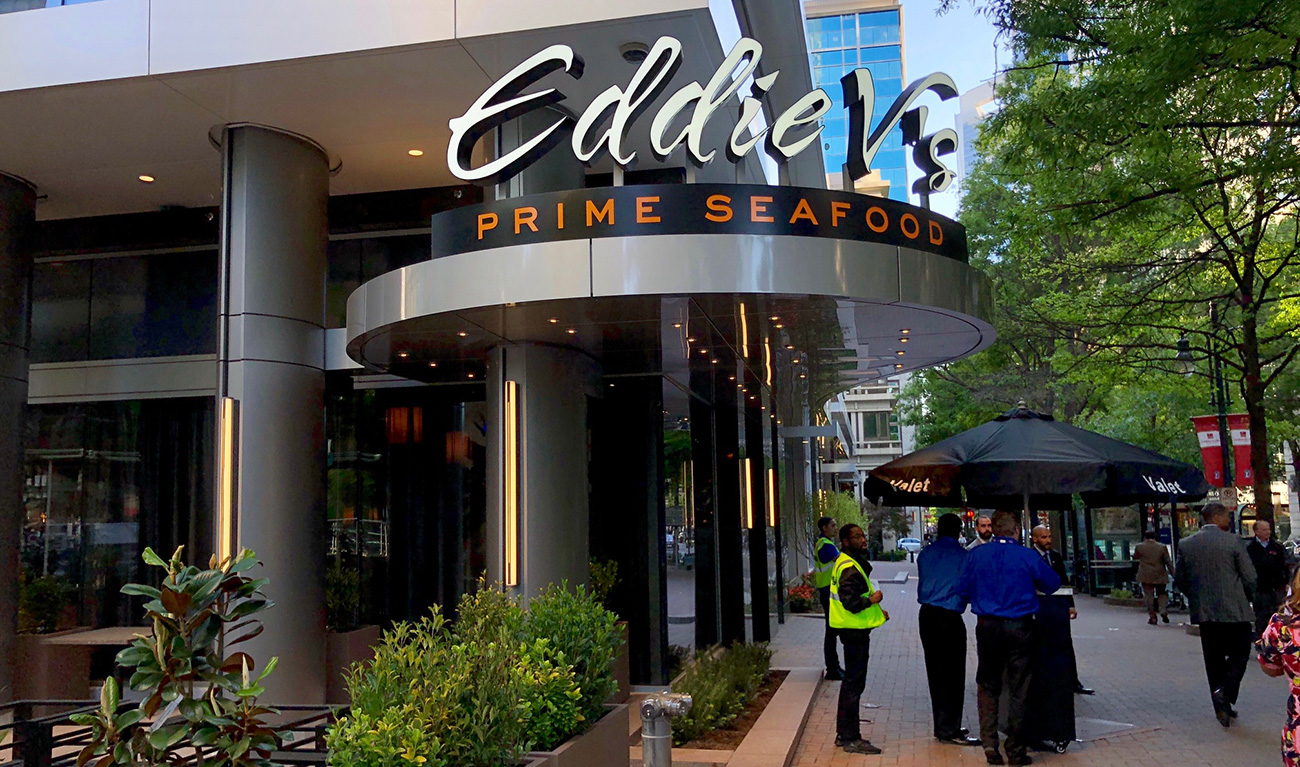 Menu highlights and 9 quick things to know about Eddie V's, the new seafood and steakhouse in Uptown