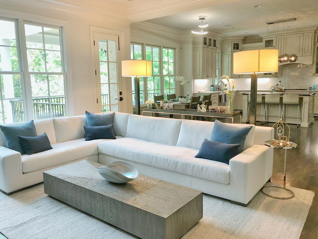 Home Tour: Step inside this sleek new Myers Park home