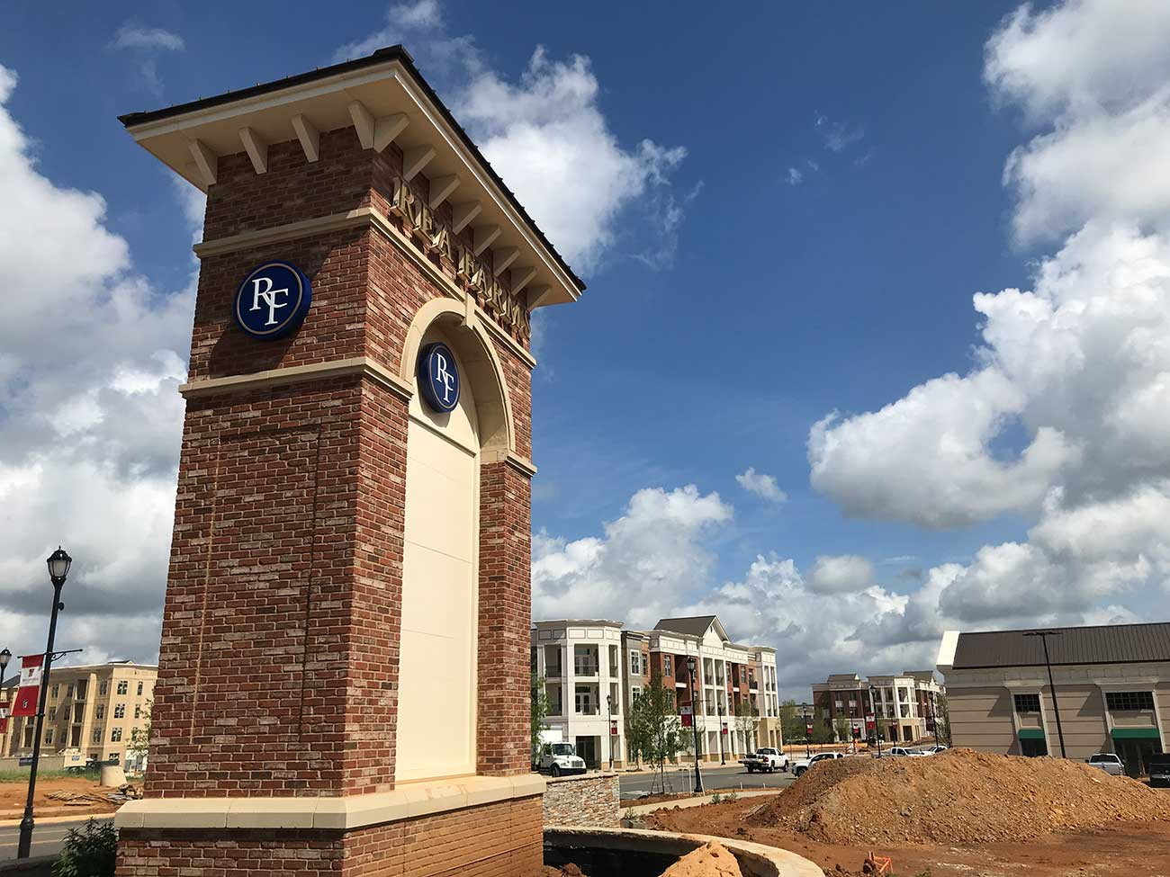 Rea Farms is building a self-contained town in south Charlotte. Will it break the suburban mold?