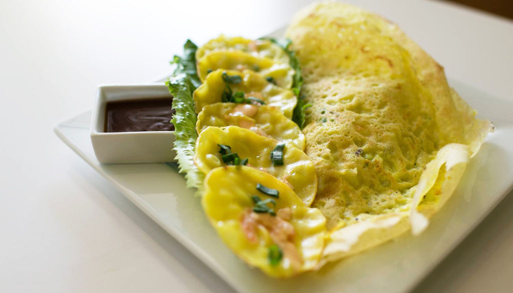 World's first Sizzlewich restaurant opening in Charlotte and serving up Vietnamese stuffed crepes
