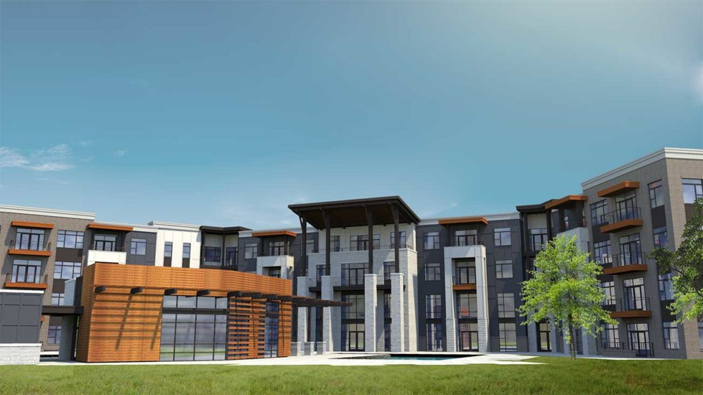 With Red Ventures building apartments for employees, is Charlotte returning to the age of the company town?