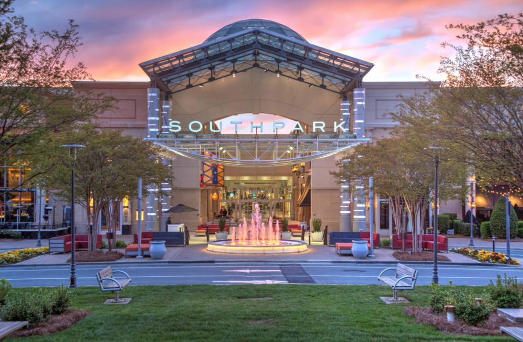Could hotels, office towers and high-end food halls be in SouthPark mall's future?
