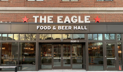 Popular fried chicken joint The Eagle opens this Friday in South End