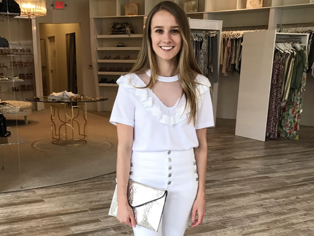 7 all-white looks that'll heat up your wardrobe this summer, including a $219 maxi dress and $438 woven bag