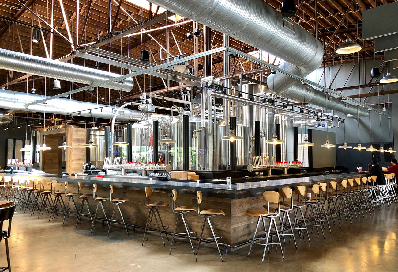 Brewers at 4001 Yancey is now open. 9 things to know about this enormous new Victory and Southern Tier brewery near OMB