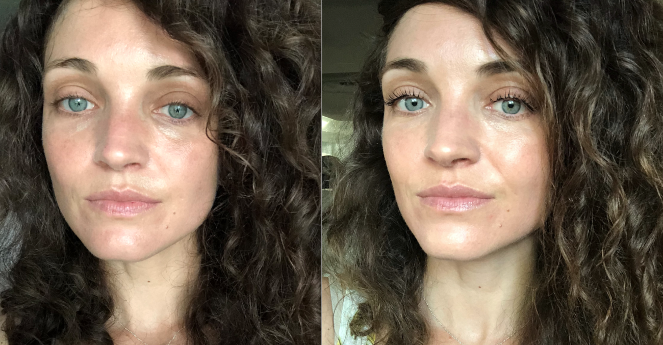 I got my first lash lift and tint. Here's how the $95 treatment works