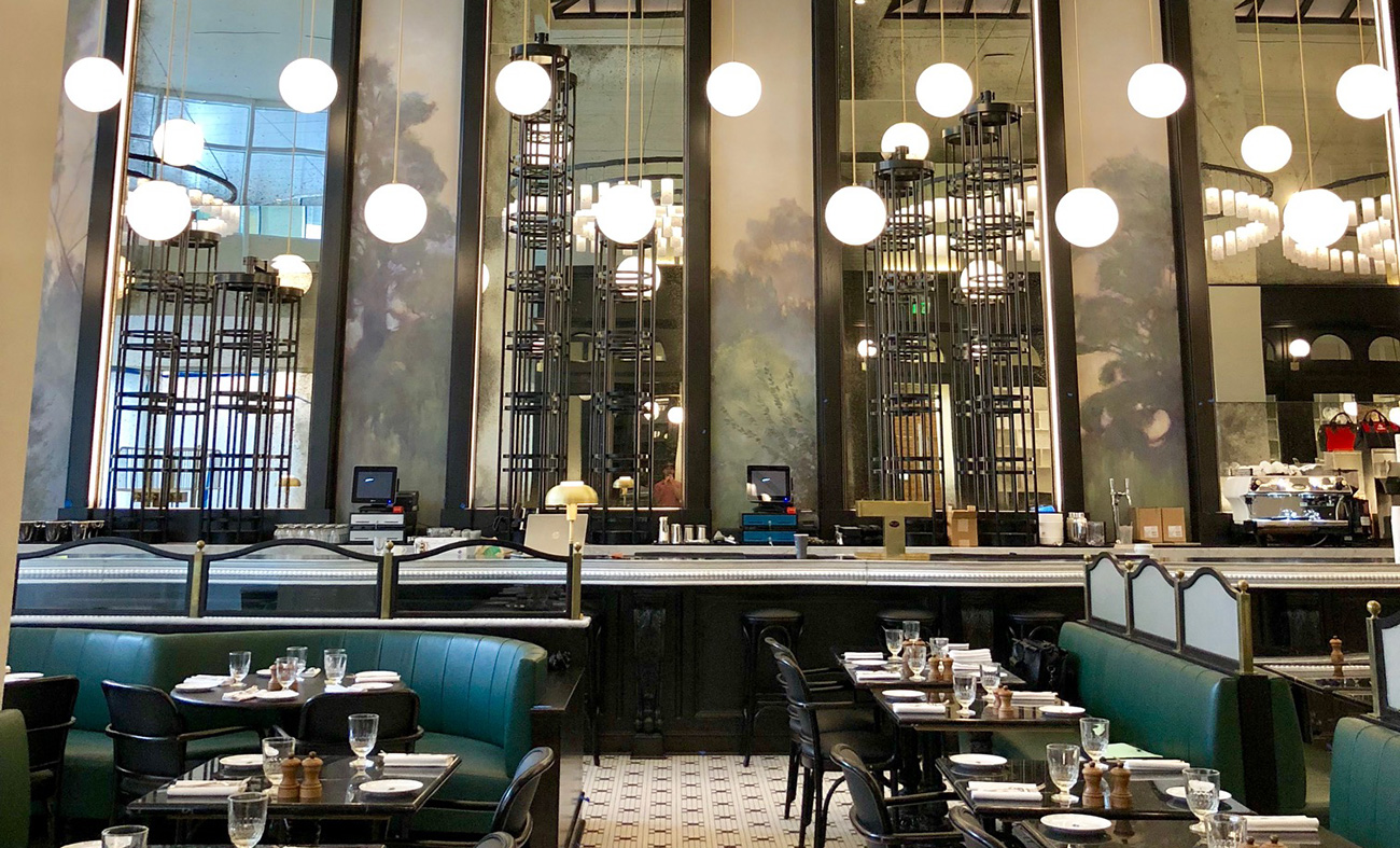 First look: Go inside La Belle Helene, a new upscale French brasserie opening July 31 in Uptown