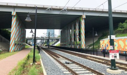 The frustrating story behind why the Rail Trail ends at 12th Street
