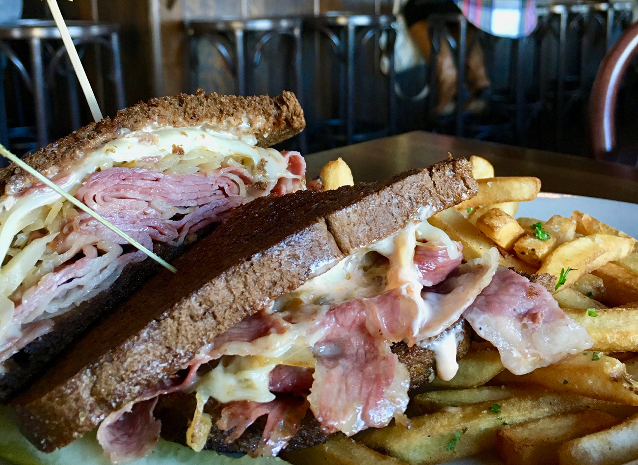 We ate all 39 Reuben sandwiches in Charlotte. Here are the 6 best