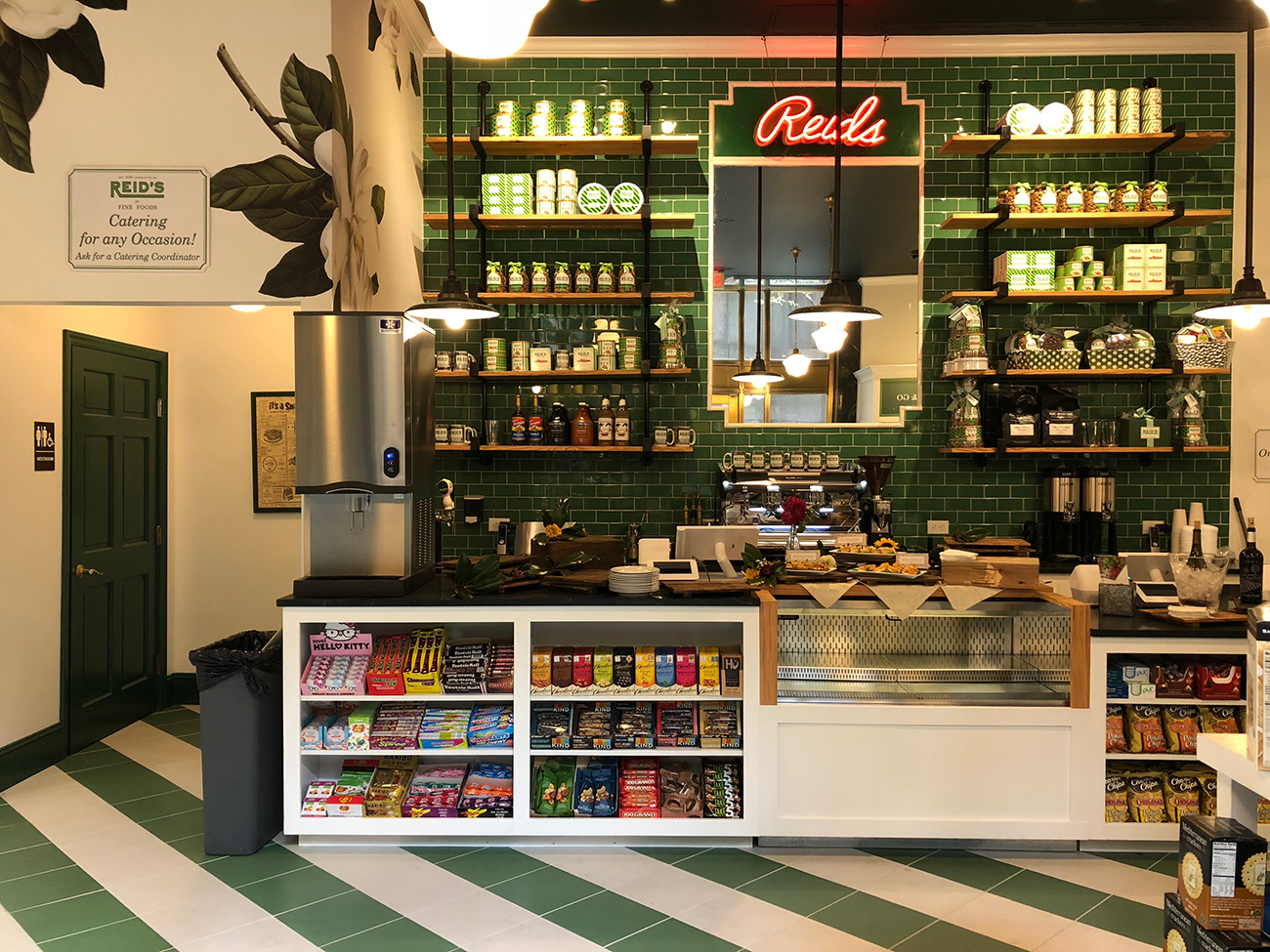 Reid's Fine Foods will open Uptown location Thursday, July 26 at 7 a.m.