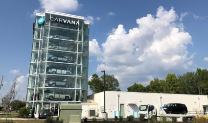 South End's car vending machine is off to a surprisingly strong start