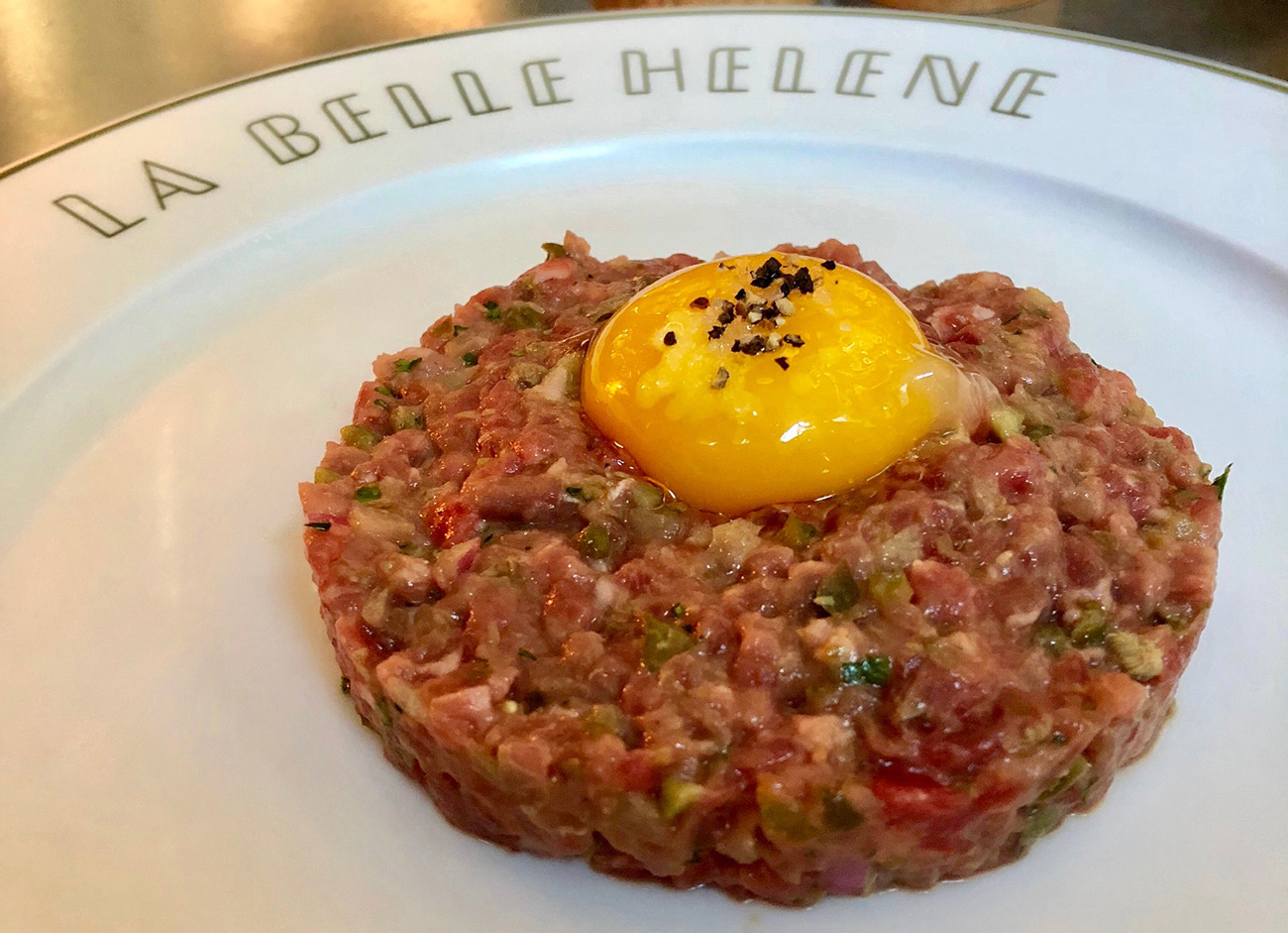 6 quick takeaways from my first visit to La Belle Helene, the new upscale French brasserie in Uptown