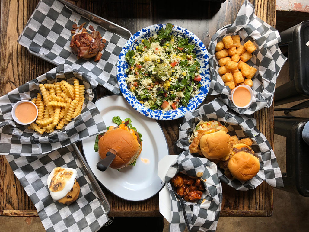 Billy Jack's Shack now soft opening in NoDa with burgers, sticky nuggets and gourmet doughnuts