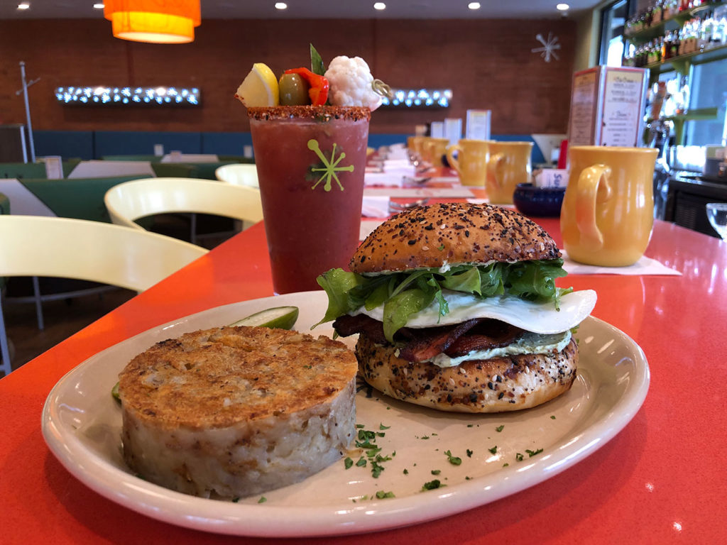 Snooze, a popular Denver-based breakfast and brunch spot, now open in Plaza Midwood