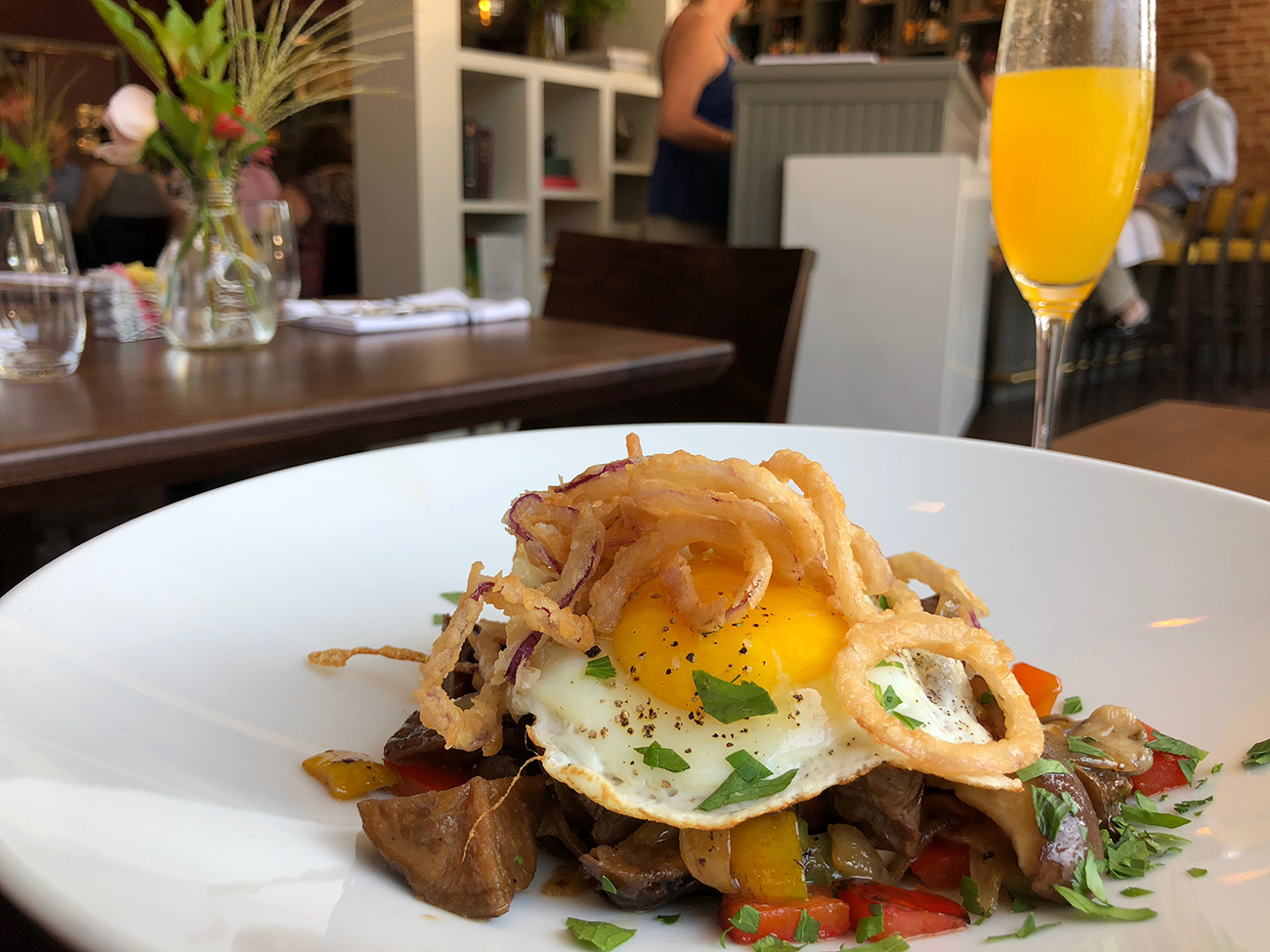 3 quick things to know about brunch at The Stanley