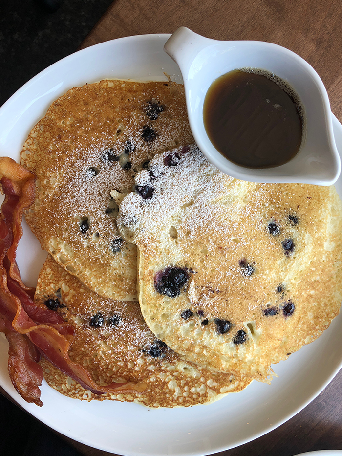 the stanley pancakes