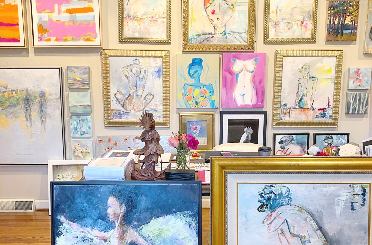 10 best places to buy art in Charlotte