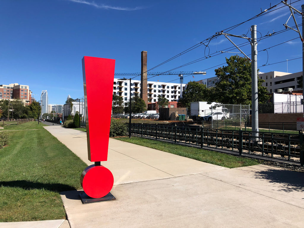 Pedestrian crossing on the light rail will finally create access from Publix to Sycamore Brewing