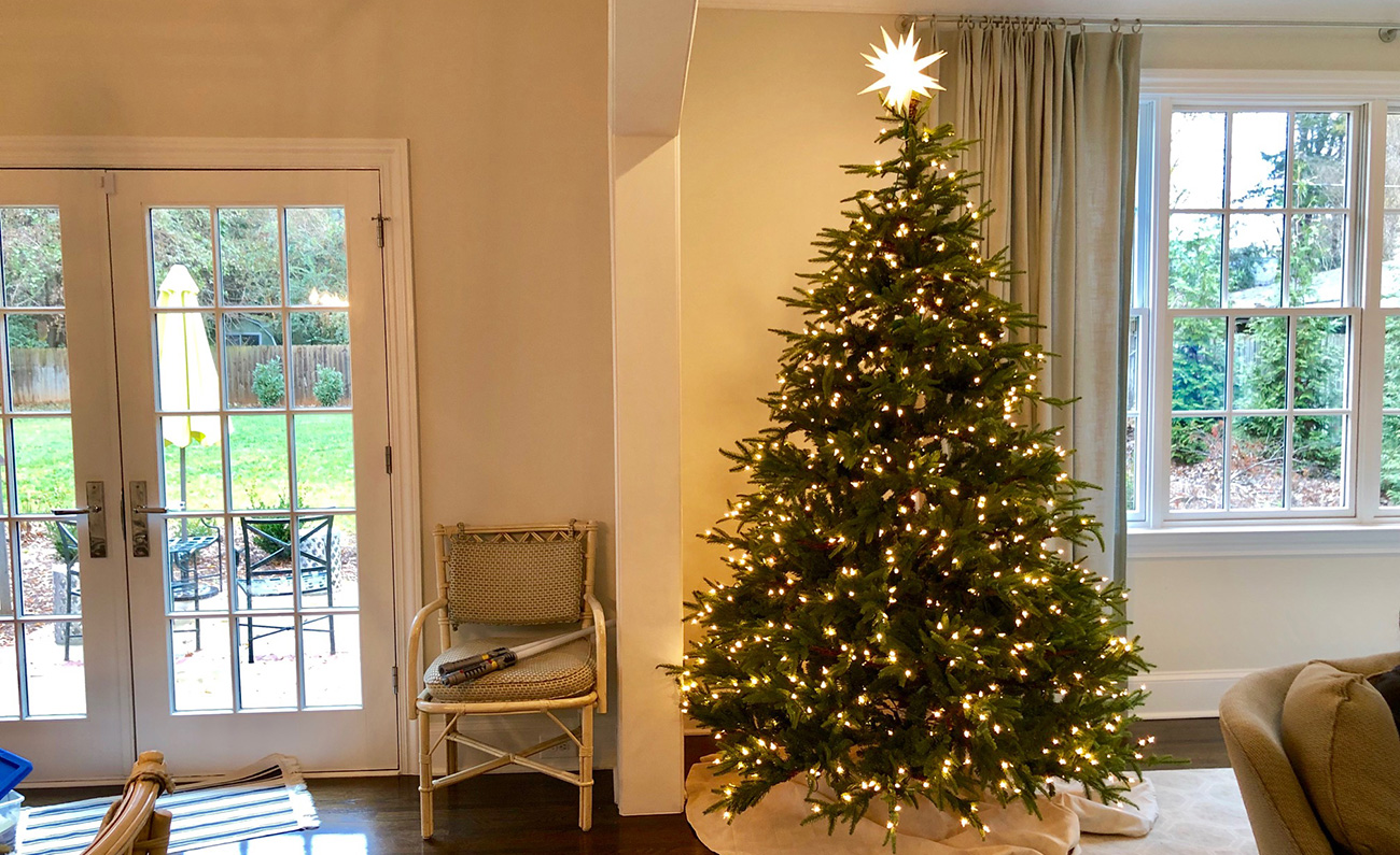 Can you be allergic to a Christmas tree? 5 things I learned about winter allergies fromDr.Falcone